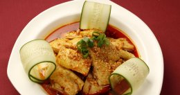 Szechuan Chinese food Style Chicken