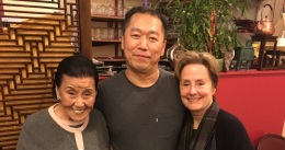 Chef Alice Waters & Cecilia Chiang