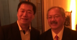 Ed Lee, Mayor of San Francisco